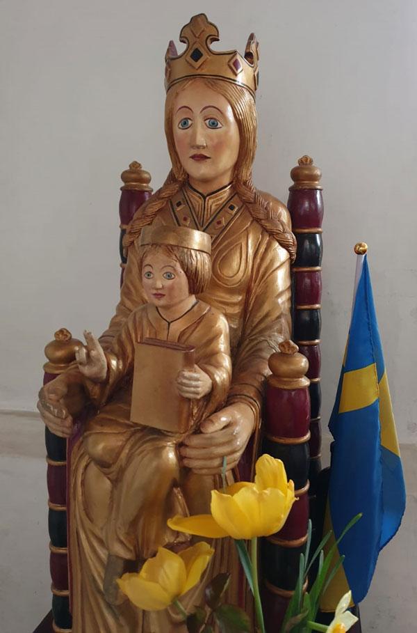 Vår Fru av Sverige i Katarina kyrka