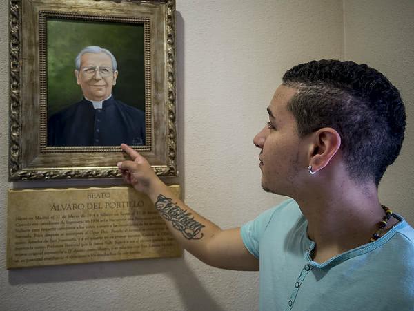 La parroquia de san Ramón Nonato, ubicada en el distrito de Puente de Vallecas, cuenta con un largo recorrido en atención social y espiritual a los más desfavorecidos del barrio de San Diego, donde viven 47.000 personas. Foto: FJBerguizas