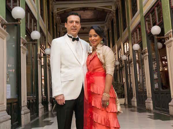 Sergio og Angie så ekteskapets nåde virke i vennenes liv, og de ville også ha del i den
