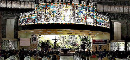 June 26, 2019. 5:30 pm. St Francis of Assisi Parish, Diversion Road corner Maa Road. Archbishop Romulo Valles (Davao)