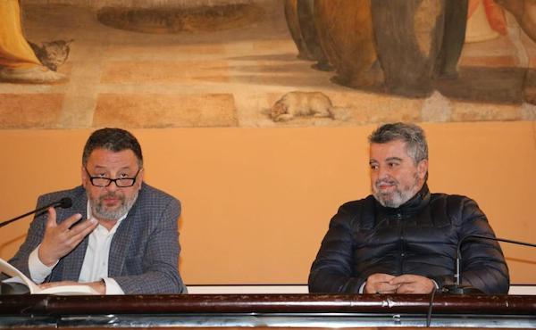 Franco Nembrini e Pierluigi Bartolomei.