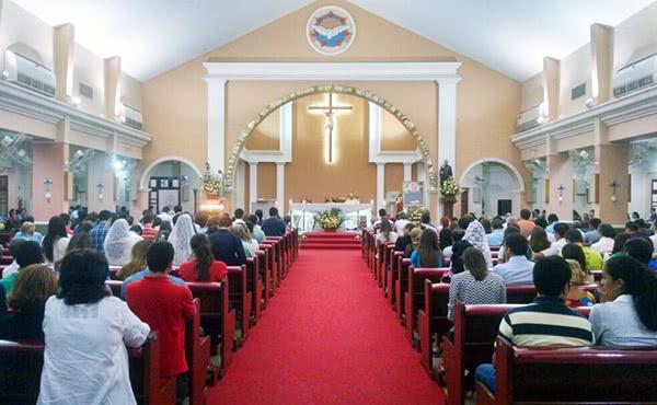 Missa de São Josemaria em Fortaleza
