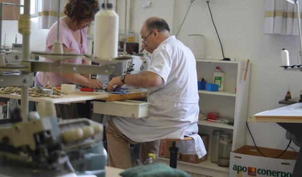 Opus Dei - Sanctifying Ordinary Work: a Textile Maker