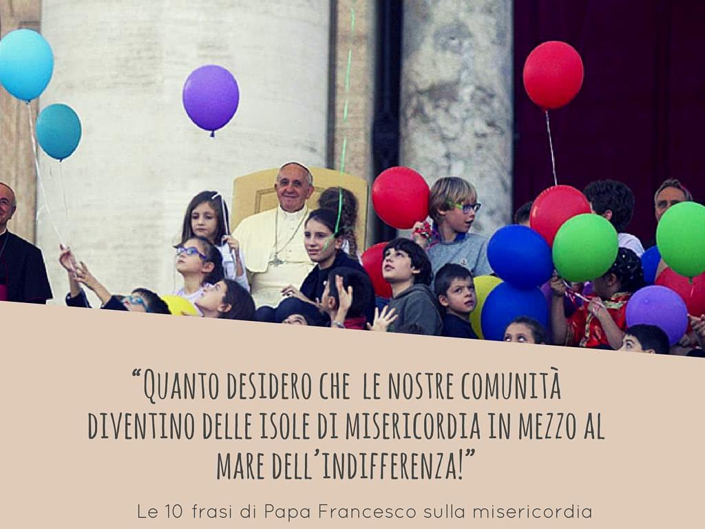 Préférence 10 frasi di Papa Francesco sulla misericordia - Opus Dei JG41