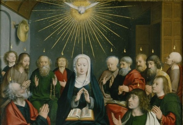 Opus Dei - Novena to the Holy Spirit
