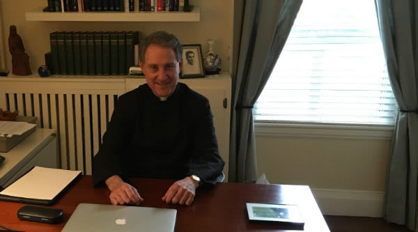 Fr. Dave Cavanagh es el postulador de la causa de canonización de D. José Luis Múzquiz.