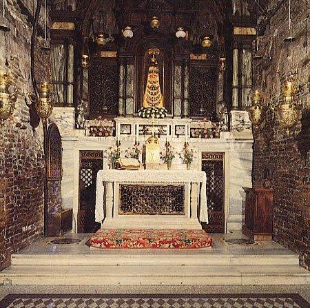 Imagem de Nossa Senhora de Loreto