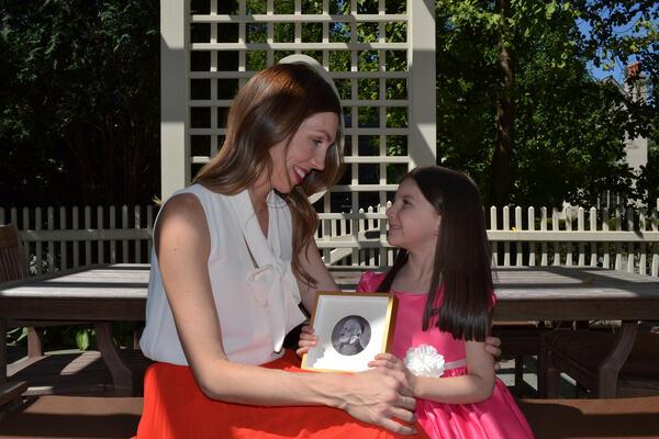 Melissa e Gemma, mãe e filha, protagonistas do milagre de São João Henry Newman
