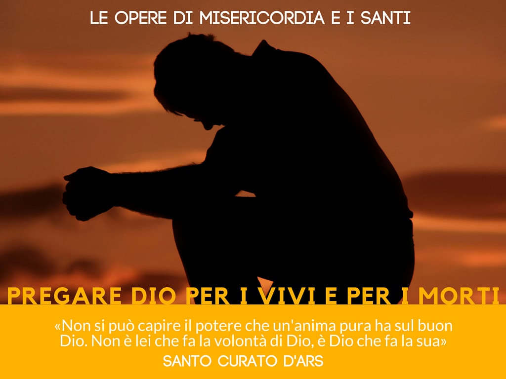Bien-aimé Frasi dei santi sulle opere di misericordia - Opus Dei NY97