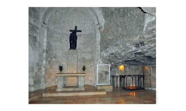 Capela da Invenção da Santa Cruz.