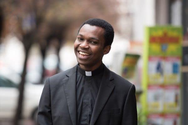 Fr. Pedro Okafor