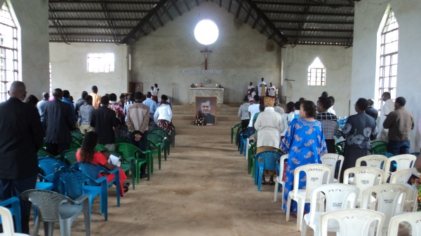 Mass in honour of St. Josemaria in Machakos