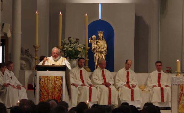 Mgr de Rochebrune, vicaire régional de l'Opus Dei en France - homélie pour la fête de Saint Josémaria