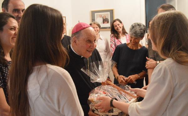 Si conclude il viaggio pastorale del Prelato in Slovenia e in Croazia
