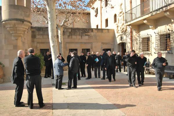 Las Jornadas de Cuestiones Pastorales de Castelldaura se organizan desde 1965.