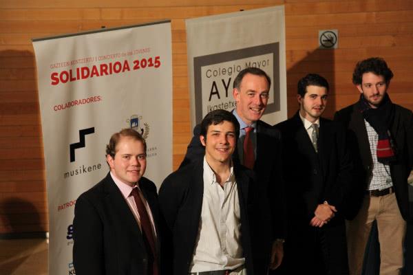 Foto: Colegio Mayor Ayete (Jim D´Briceño)