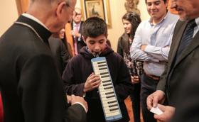 Finaliza el viaje pastoral del prelado en Paraguay