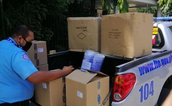 Preparando uma entrega