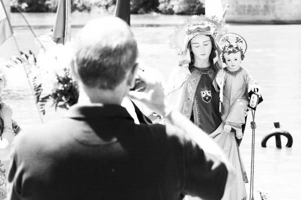 La Virgen del Carmen es la reina de los pueblos costeros en este mes de julio. Foto: Flickr (archivalladolid CC)