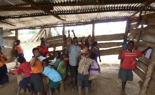A New Primary School for Ugandans
