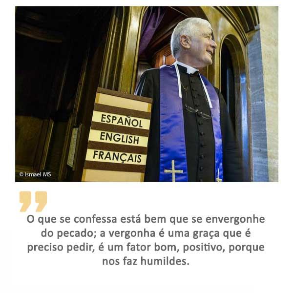 A Confissão Em 10 Frases Do Papa Opus Dei