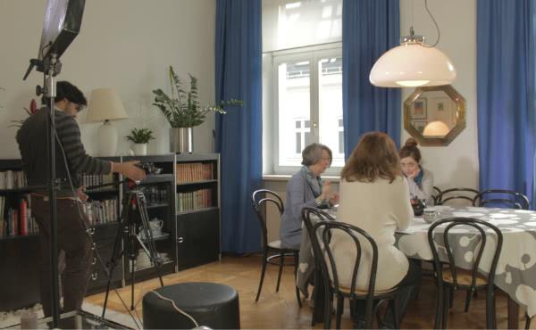 Documentando o trabalho da inciativa austriaca AMAL