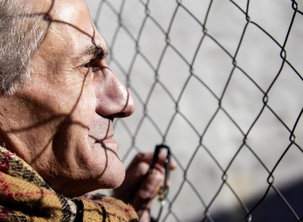 La vida de Ángel, ya rehabilitado y con trabajo, ha estado llena de dificultades. Foto: Monica de Solís.