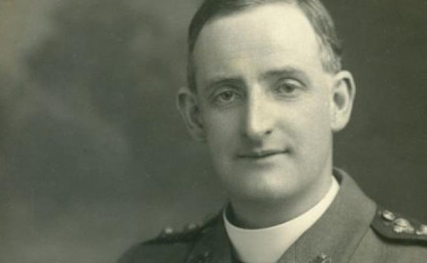 Padre Willie Doyle, gesuita e cappellano militare.