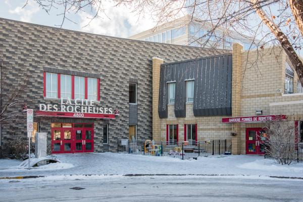 Centro comunitario Cité des Rocheuses