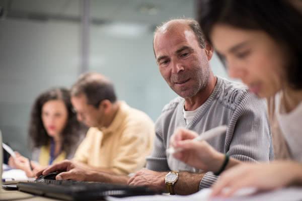Desarrollo y Asistencia comenzó, en 2013, un Programa de Ayuda a la Inserción Socio Laboral que une, con metodología innovadora, la visión empresarial y la perspectiva social. Foto: Ismael Martínez Sánchez.