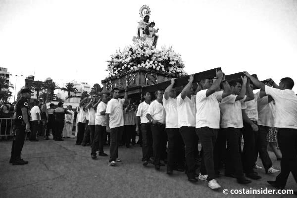 Las manifestaciones de piedad popular se extienden por 100 pueblos de España. Foto: Flickr (Costa Insider CC)