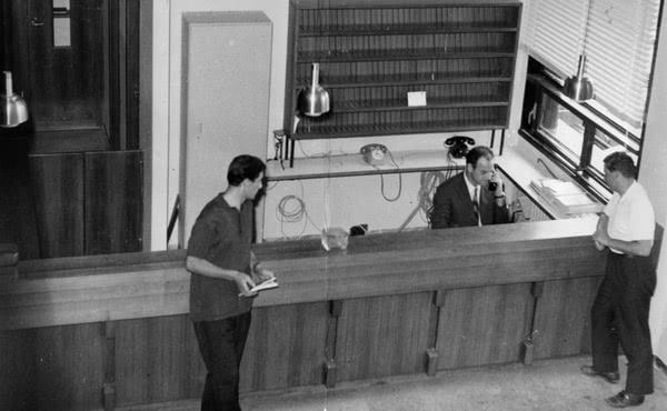 Luciano foi telefonista durante muitos anos