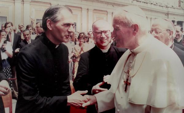 Opus Dei - Ein großes Abenteuer: wie das erste Zentrum in Stockholm entstand