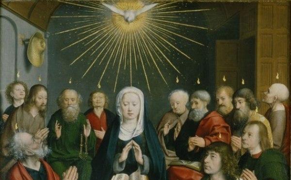 Opus Dei - Wir nähern uns dem Heiligen Geist, der Quelle innerer Kraft
