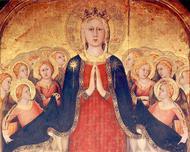 Unsere Aufmerksamkeit gehört Maria im Monat Mai