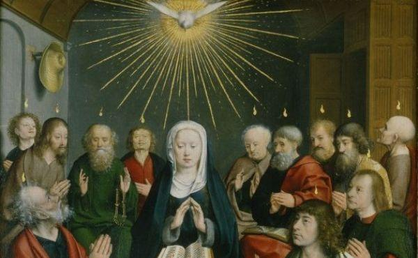 Die Liebe zu Gott schenkt uns der Heilige Geist an Pfingsten