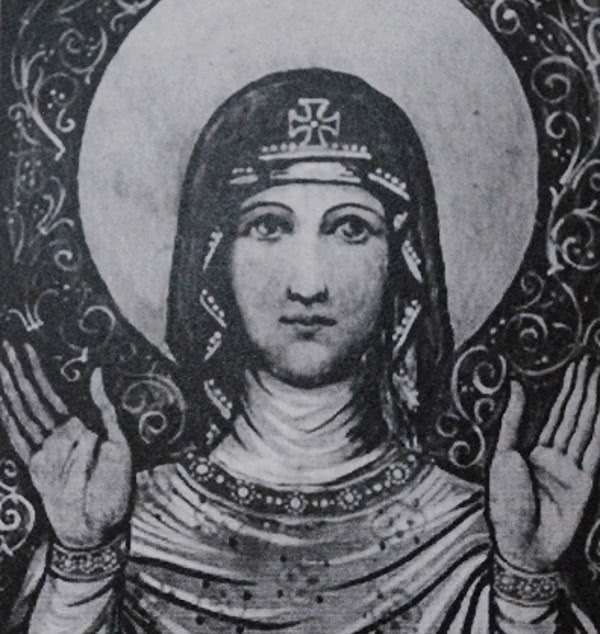 Imagen de la Virgen María que san Josemaría regaló a los primeros fieles del Opus Dei que fueron a los EE.UU.