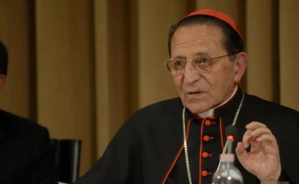 D. Hulian Herranz, autor do livro: Recuerdos de los años con san Josemaría y Juan Pablo II