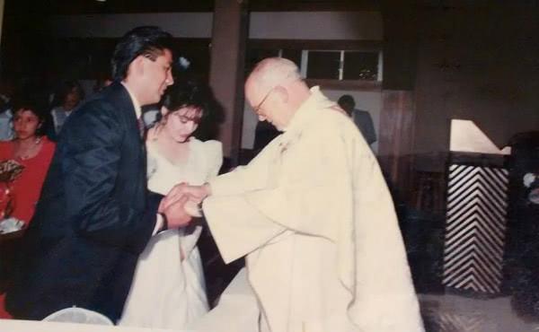 El matrimonio de Santiago.