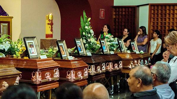 Comunicado sobre el accidente ocurrido en México