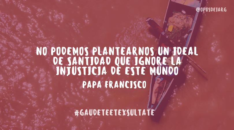 Ser Sant At Yo 10 Frases Del Papa Francisco Para