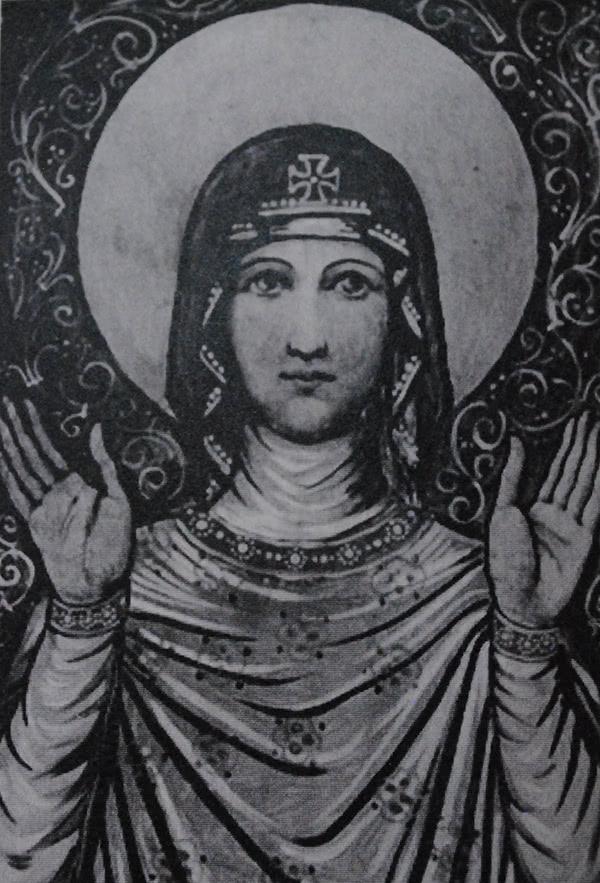 Virgen obsequiada por san Josemaría Escrivá de Balaguer con motivo del comienzo de la labor en Estados Unidos