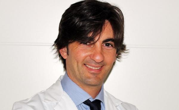 Gianpiero Autero, quirurgo italiano y protagonista del testimonio.
