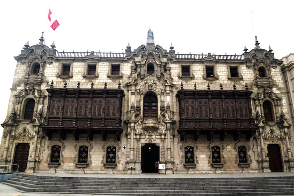 Museo Palacio Arzobispal de Lima
