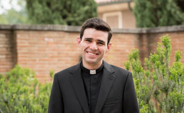 Padre Alberto José Ospina Sánchez