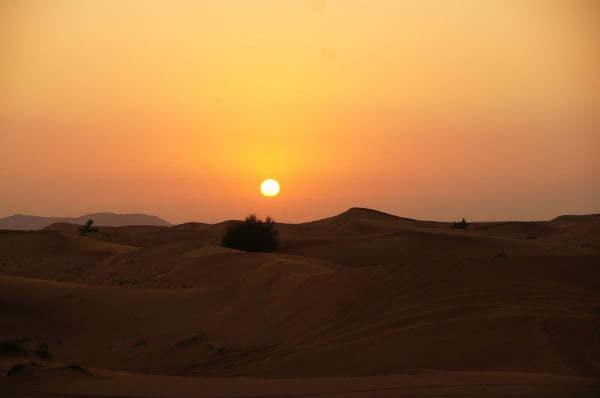 Dunas del desierto (fotografía bajo licencia CC0)