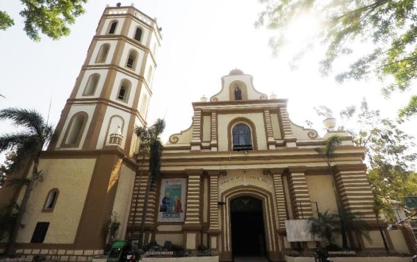 June 26, 2019. 5:00 pm. Saint James the Elder Cathedral, Bangued. Bishop Paul Jaucian (Abra)