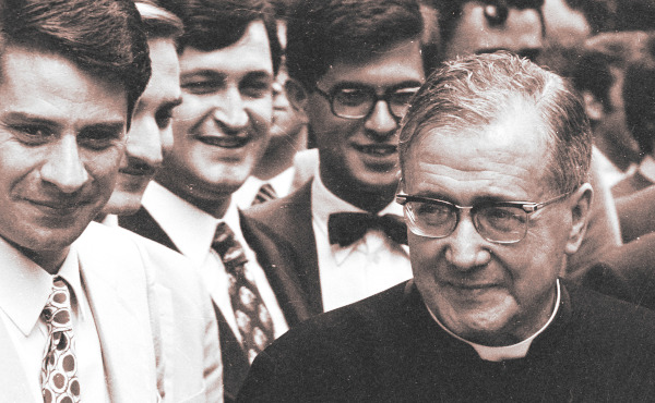 """Opus Dei - """"I have come to cast fire on the earth"""""""
