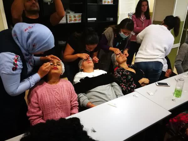 El boca a boca ha incrementado el número de mujeres interesadas en formar parte del Proyecto Fátima.