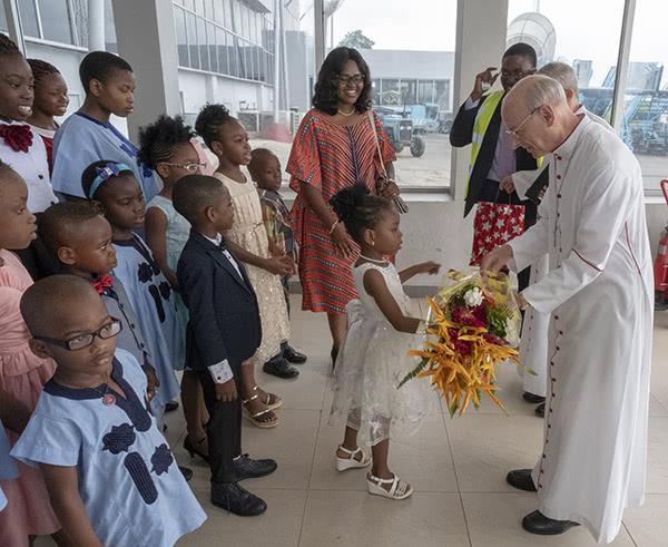 The Prelate in Enugu: Love Christ and Take Him Everywhere